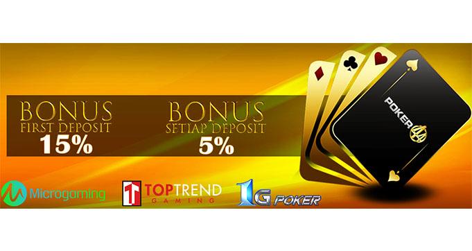 promo deposit poker online resmi