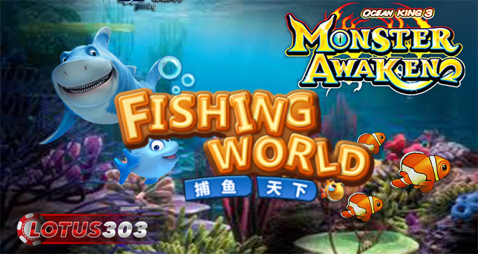 fishing game online